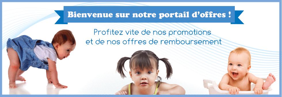 Profitez vite de nos promotions et offres de remboursement sur les produits VTech